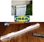 Porte-serviettes-chrome-KALKGRUND-d-039-IKEA-neuf-dans-emballage-2-barres-de-63cm miniature 1
