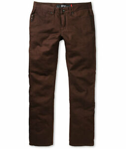 Krew-Kr3w-Skateboarding-Pants-Pant-Hose-Jeans-K-Slim-5-Pocket-Soil-Brown-in-38