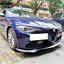 Fits 17-18 Alfa Romeo Giulia Front Bumper Lip Spoiler Bodykit Unpainted PP