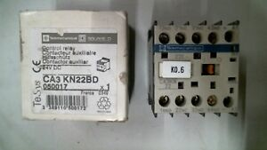 TELEMECANIQUE-SQUARE-D-CA3KN22BD-CONTROL-RELAY-24VDC-FREE-SHIPPING