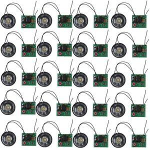20pcs-DIY-Kit-Electronic-Doorbell-NE555-Transformer-Sound-Circuit-Board