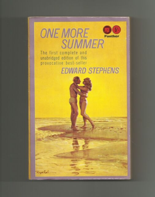 One More Summer by Edward Stephens (Panther Paperback 1964)