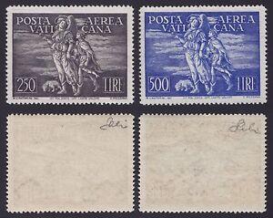 Vaticano-1948-P-A-034-TOBIA-034-n-16-17-serie-nuova-gomma-integra-MNH-cert-Cilio