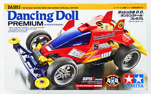 Tamiya-95266-Mini-4WD-Dash-5-Dancing-Doll-Premium-Super-II-Chassis-1-32