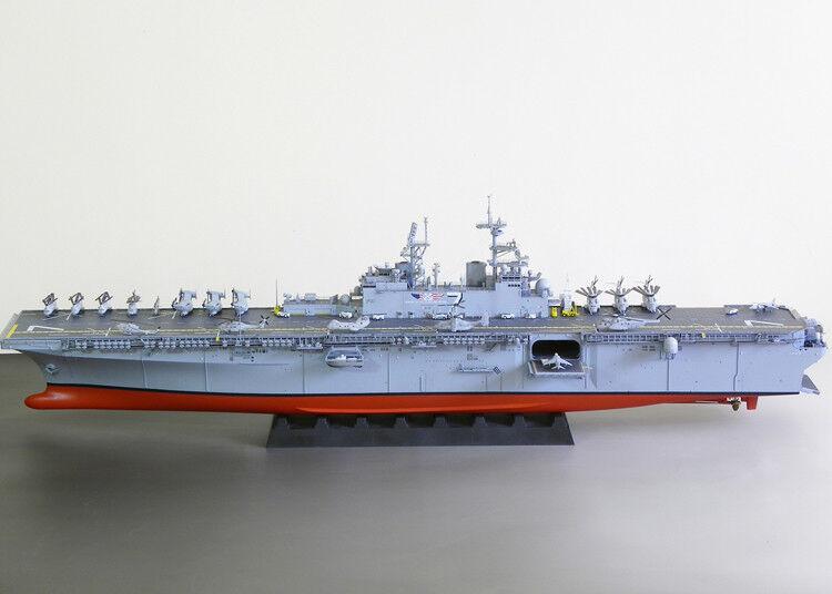 USS IWO JIMA LHD-7  1 350 spedizione Trombettista kit modellololololo 05615  ecco l'ultimo