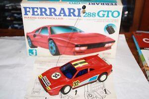 Ferrari-288-GTO-1-24-plastica-radiocomandata-Perfetta-in-scatola