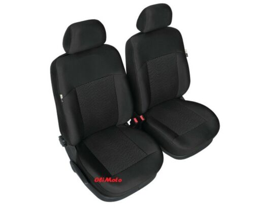 Tailored Fabric Seat Covers Full Set For Peugeot 307