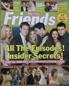Like-New-Magazine-Star-Special-Friends-10-Years-on-TV-Collectors-Edition-Jennife