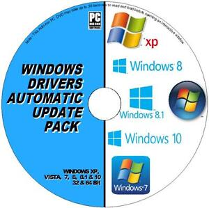 automatically update all drivers windows 10