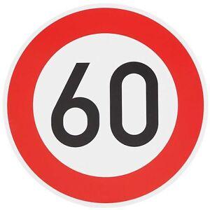 ORIGINAL Verkehrszeichen 60 Verkehrschild Straßenschild ...