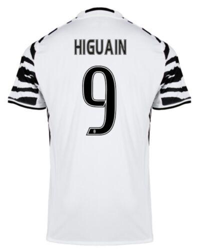 Higuain 128-XXL Trikot Adidas Juventus Turin 2016-2017 Third Coppa//Scudetto