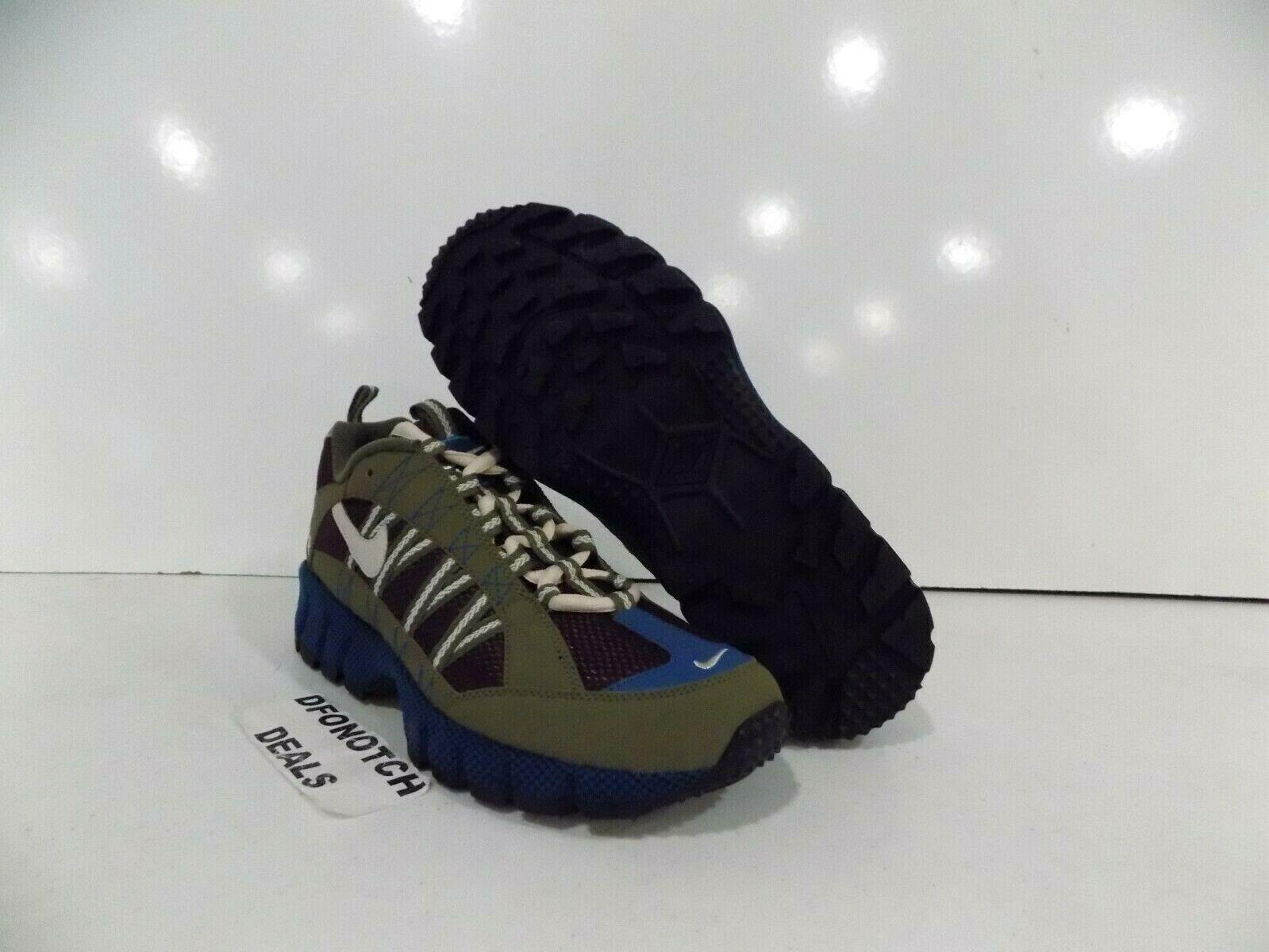 Nike Air Humara '17 Trail Men's Sz 8.5, 10 Olive Desert Sand AJ1102 200 NEW  140