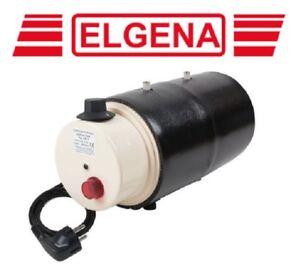 Camping Elgena Therme Warmwasserboiler Boiler Kleinboiler KB 3 12 ...