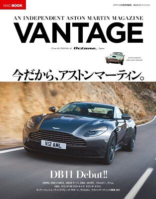 Vantage Octane Japan Aston Martin Magazine Book Bigman Special Japanese 9784418161096 Ebay