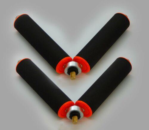 titulaire pôle de repos Pole Roller différentes tailles Carp Coarse Fishing Tackle