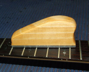 Fret-leveling-File-Guitar-Bass-Mandolin-Luthier-tool-U-E-made