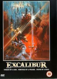 1 of 1 - Excalibur (DVD, 2000) 33 VG