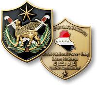 Multi National Force Iraq / Operation Iraqi Freedom - Mnf-i Challenge Coin