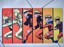 Custom Yugioh CARDFIGHT VANGUARD MTG WOW Playmat Naruto Uzumaki  #552