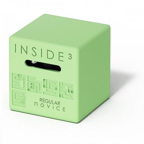 Inside3 Regular noVICE Labyrinth Puzzle Cube