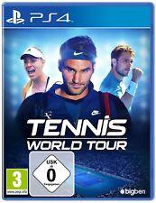 Tennis World Tour - PS4 Playstation 4 Spiel - NEU OVP