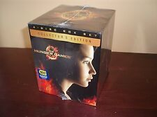 The Hunger Games Collector's Edition Blu-Ray/DVD 4-Disc Box Set Best Buy Limited