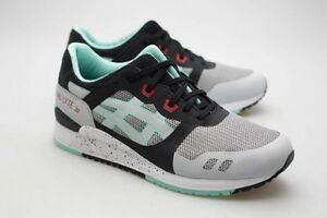 reputable site 18021 72b42 Details about Asics Tiger Men Gel-Lyte III NS gray soft grey H6K4N-1010