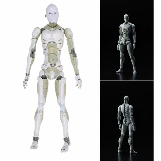 Heavy Industries Synthetic Human He Body Action Figure Figurine 1//12 Scale IB