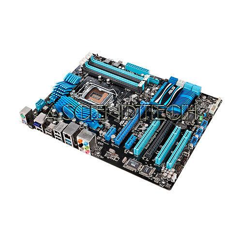 ASUS P8P67 LGA 1155 INTEL P67 SATA DDR3 ATX INTEL GENUINE DESKTOP MOTHERBOARD US