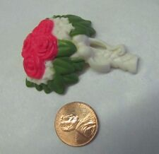 FISHER PRICE Loving Family Dollhouse WEDDING BOUQUET BRIDES FLOWERS for DOLL