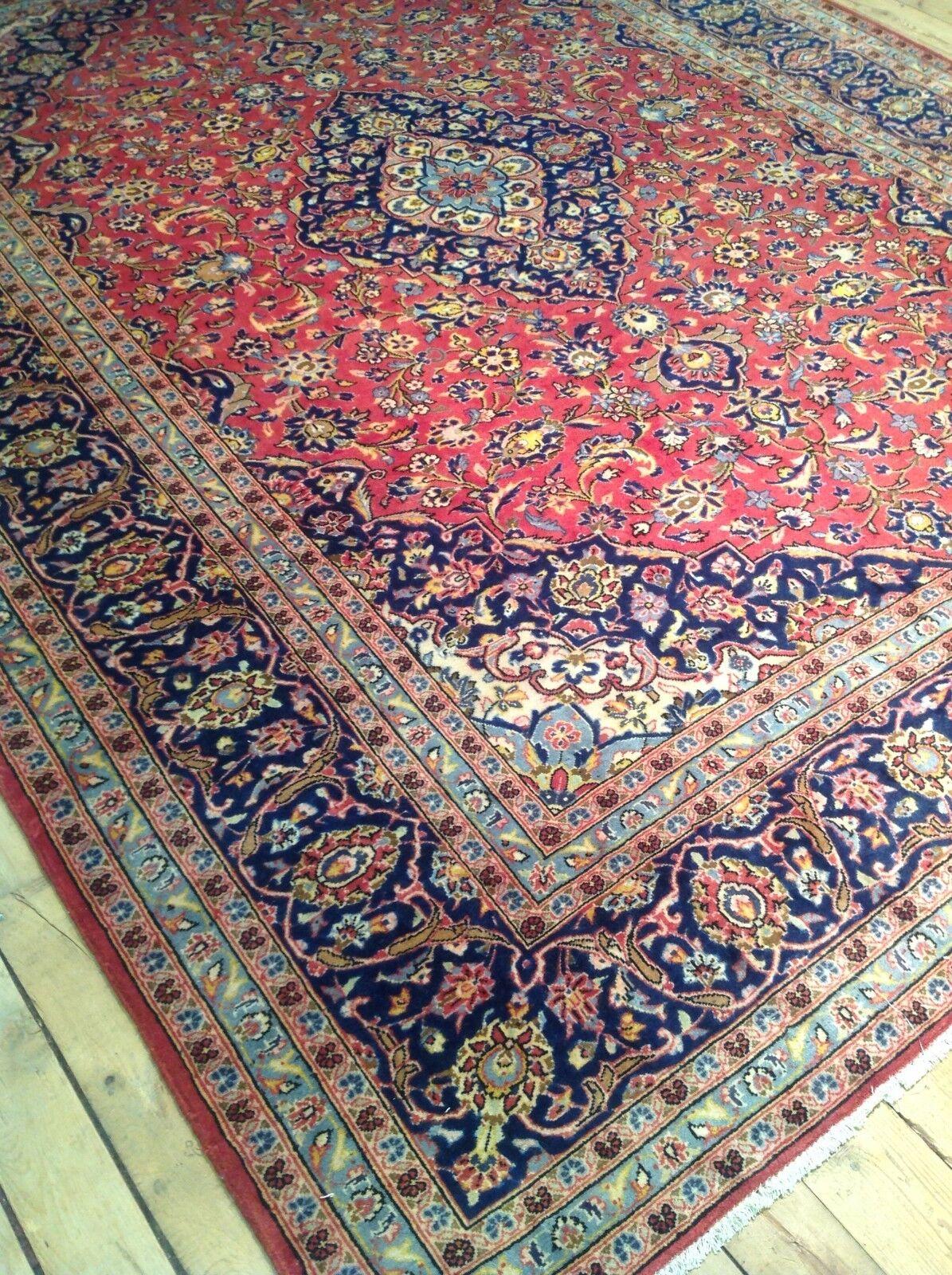 Magnifique Tapis état Oriental 340 x 255 cm Persan excellent état Tapis comme neuf 2063f2