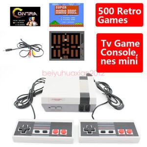 NES  Entertainment Console Mini Edition Classic AV/HDMI Classic Retro Games