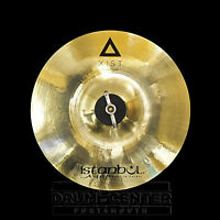 """Istanbul Agop Xist Brilliant Splash Cymbal 8"""""""