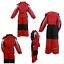 Neige-Costume-Combinaison-de-ski-hiver-costume-Neige-overall-skioverall-enfants-jeunes-filles miniature 14