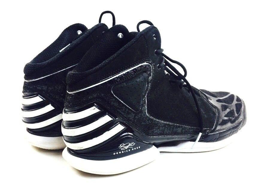 Derrick rose basketball - schuhe, schwarze turnschuhe - - street - turnschuhe größe 15 high tops b0cb95