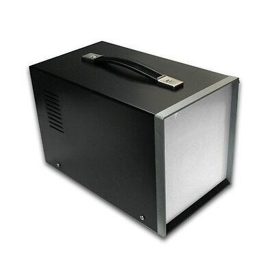 Instrument Case 20-16124N table top enclosure HiFi DIY Audio amp chassis