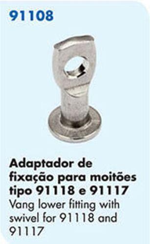 SAILING HARDWARE NAUTOS 91108 LASER PART PIN VANG HEAD