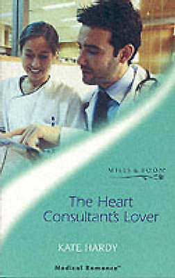 Good, The Heart Consultant's Lover (Medical Romance), Hardy, Kate, Book