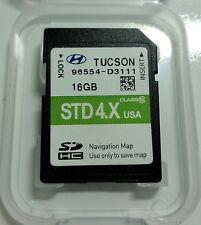 OEM 2015 2016 HYUNDAI TUCSON Navigation SD Card Map Data U.S GPS 96554-D3111