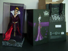 NIB Disney Store Limited Edition Snow White Evil Queen Designer Doll 8416/13000