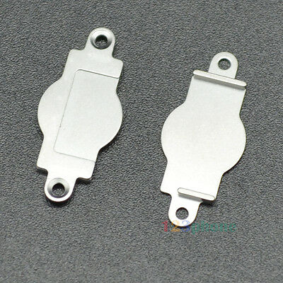 BRAND NEW INNER HOME BUTTON METAL COVER SHELL BRACKET FOR IPHONE 5 5C #A-213