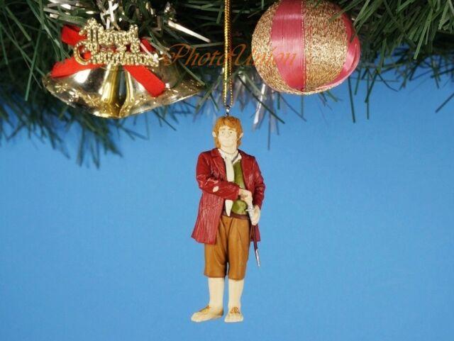 CHRISTBAUMSCHMUCK Weihnachten Deko Hobbit An Unexpected Journey Bilbo Baggins