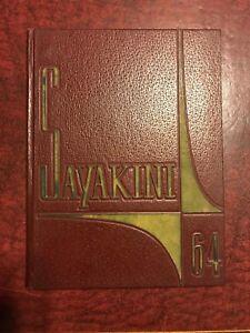 1964-Catawba-College-SAYAKINI-Yearbook