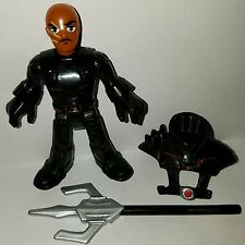 "DC Super Friends BLACK MANTA 3"" Figure Series 2 Blind Pack Exclusive Imaginext"