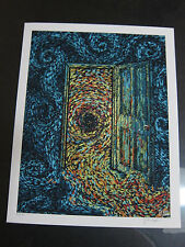 Judgement 2013 James Eads Limited Edition Giclee Art Print Signed Tarot