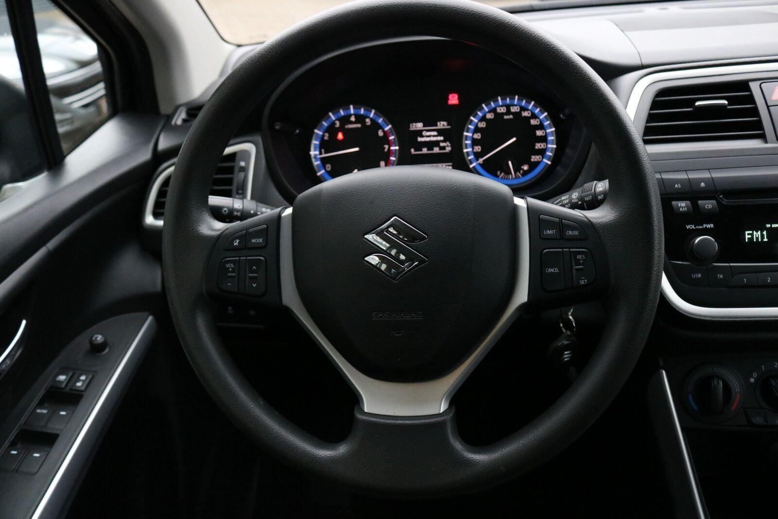 Suzuki S-Cross Active