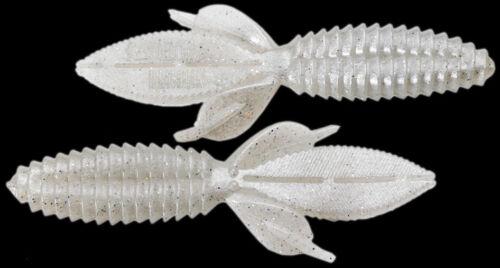 Reaction Innovations Smallie Beaver Creature Bait 3 1//2 Inch Soft Plastic Bait