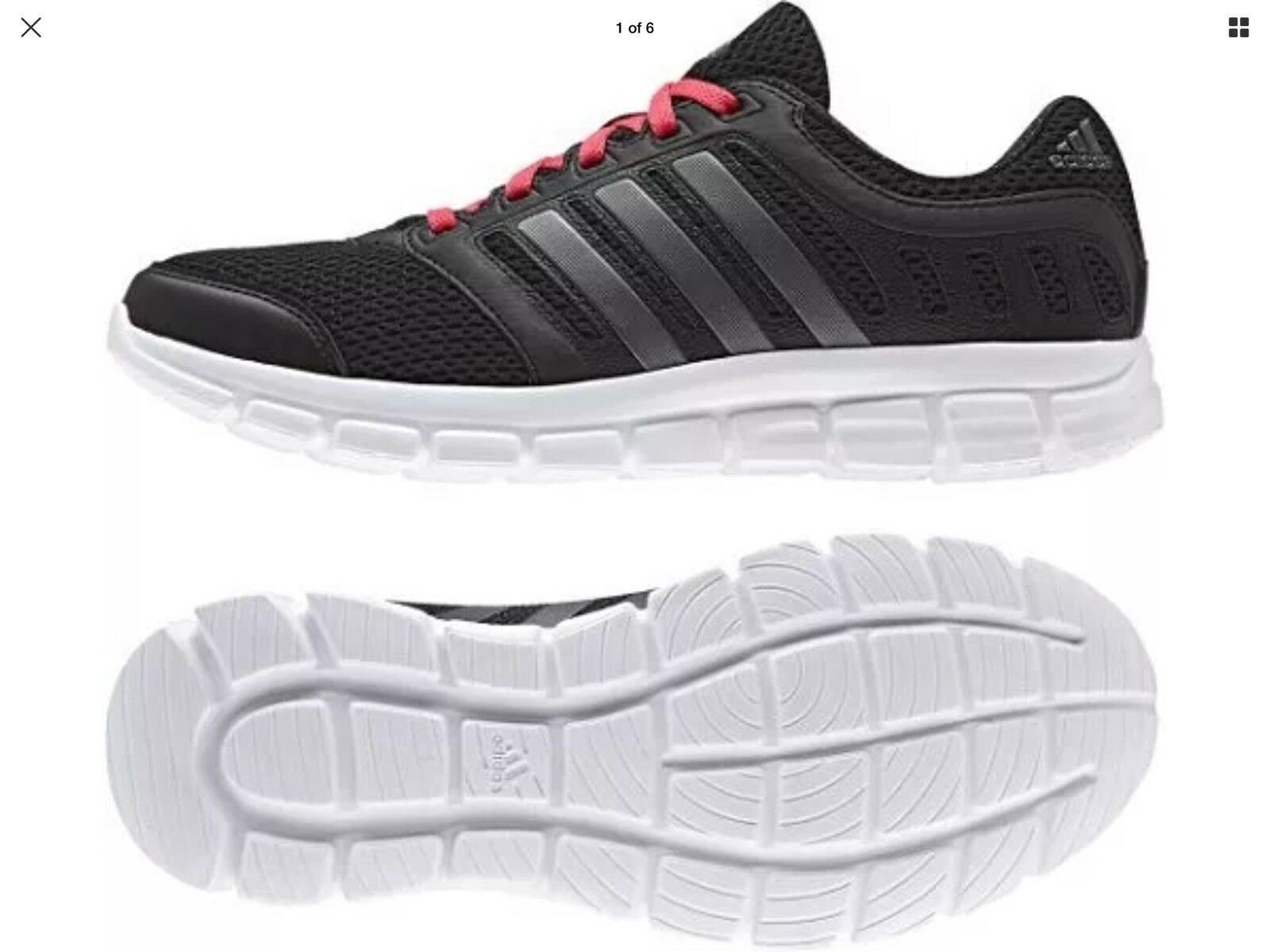 Adidas Performance Breeze 101 2 Damenschuhe trainers Turnschuhe Boxed deliv AF5345 free deliv Boxed b8801f