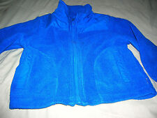 TWINS BOYS GIRLS Toddler THE CHILDRENS PLACE Full Zip Fleece Jacket Sz 3T BLUE