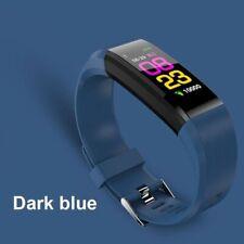 Blau Jay-tech Fitness Tracker BT 35 Smartwatch Farbe